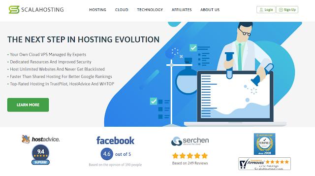 Scala Web Hosting : The next step in Hosting Evolution