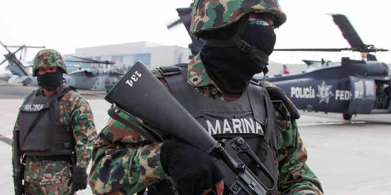 Nuevo Laredo: Fuerzas Armadas desaparecen y torturan civiles, incluyendo niños