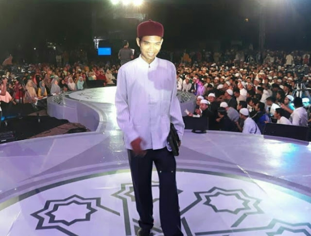 Ditolak Isi Ceramah ke Bali, ini Komentar Ustadz Abdul Somad