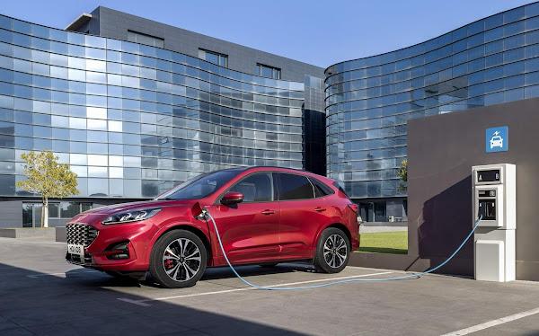 Ford Kuga é o híbrido plug-in mais vendido na Europa em 2021