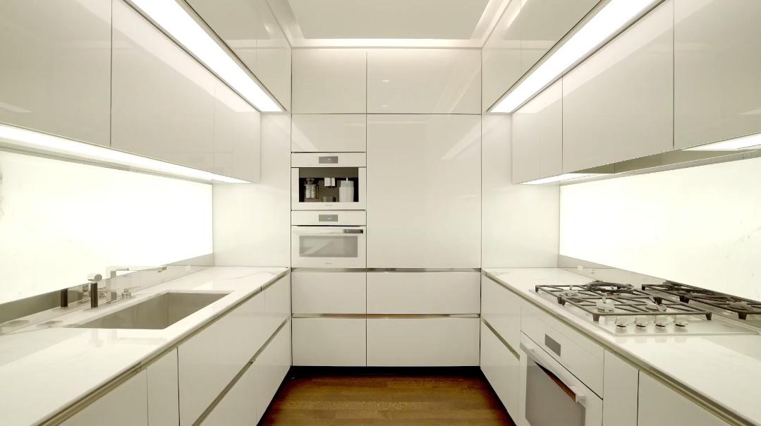 16 Interior Design Photos vs. 53 W 53rd St #24F, New York Luxury Condo Tour