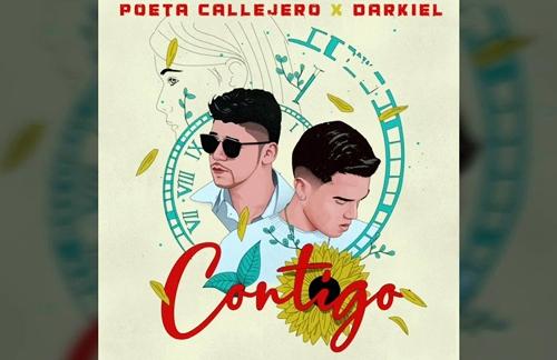 Contigo | Darkiel & Poeta Callejero Lyrics