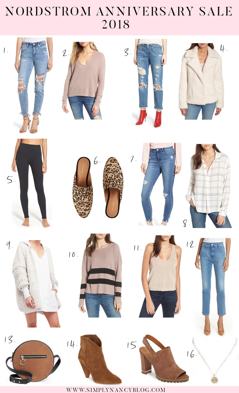 nordstrom anniversary sale guide 2018