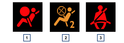hava yastığı, airbag lambası neden yanar,nasıl söndürülür.   bilgi