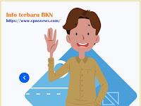 Info Terbaru BKN, 4 Pilihan CPNS 2019 hingga Syarat CPNS - PPPK Sesuai Pasal 16 PP No.49