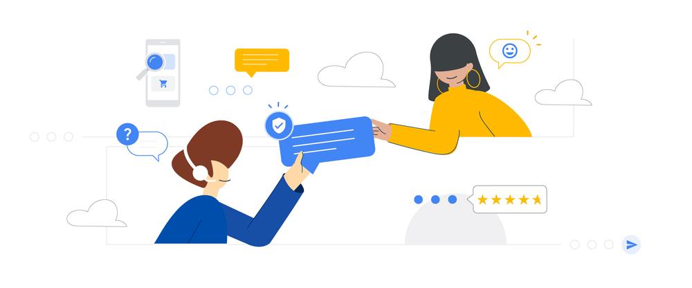 Google espande i Messaggi aziendali in Mappe e Ricerca