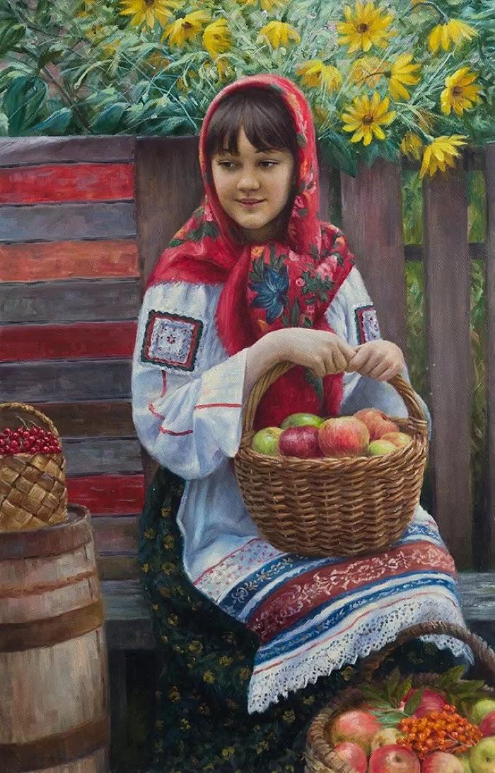 Российский художник. Юлия Бакаева