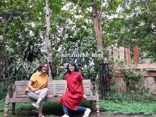 Rumah Boedi Private Residences, Borobudur, Magelang. Foto: @katanieke
