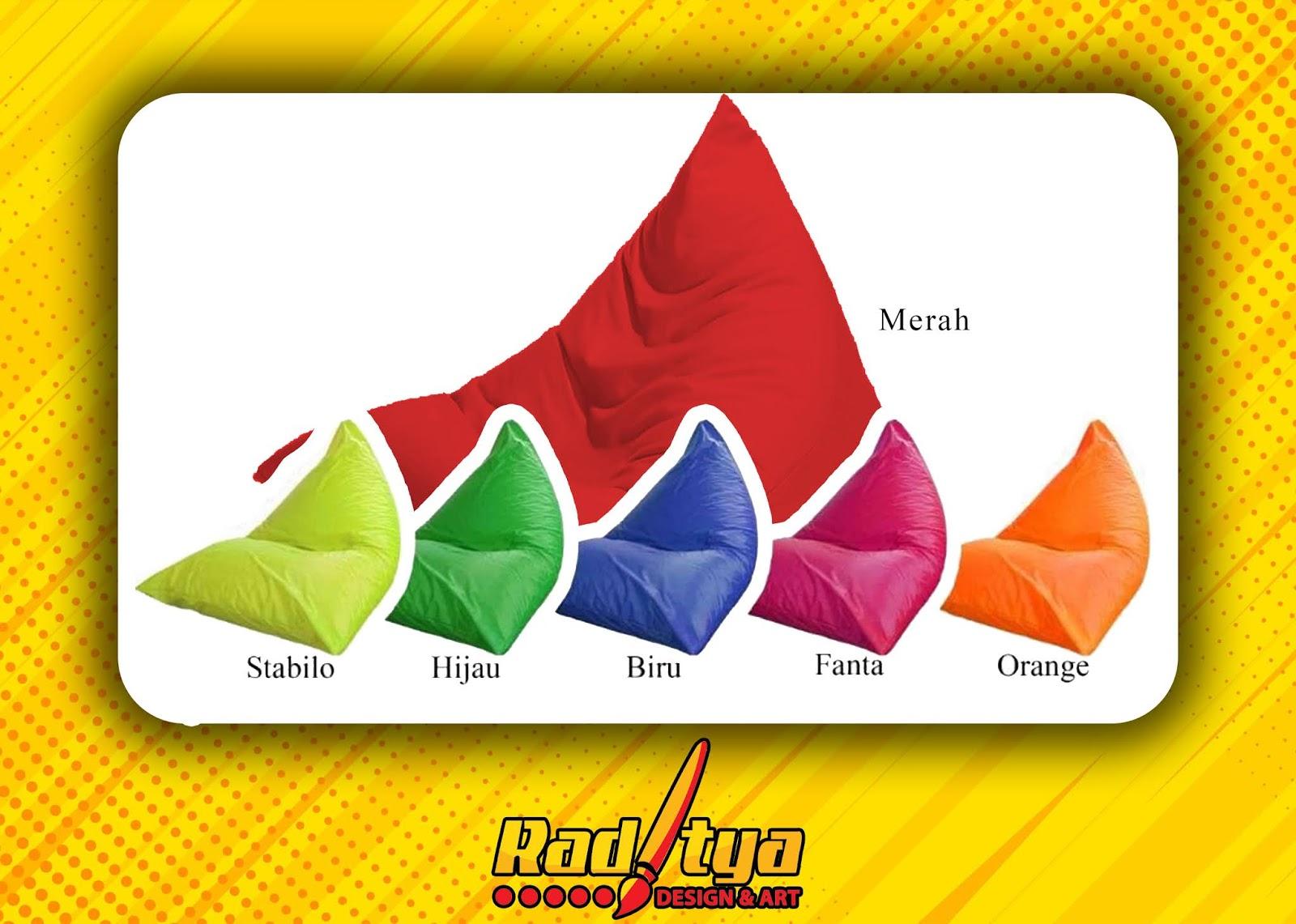 Jual Bean Bag Murah