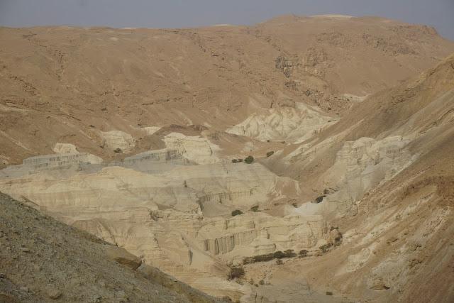 רכס הרים - מדבר יהודה