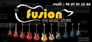 Fusion Music Store Karimnagar