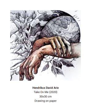 take on me karya hendrikus david ari