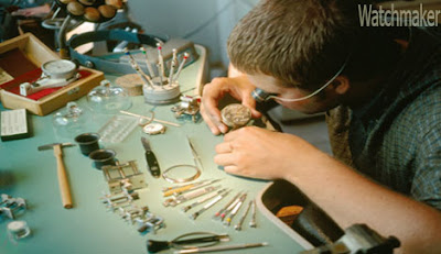 watchmaker occupation