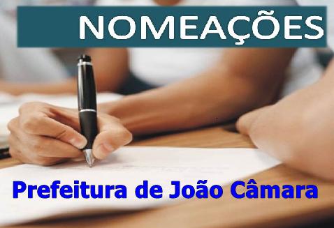 Prefeito Manoel nomeia JOSIMARIA MONTE DE LIMA, para ocupar o cargo de: