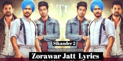 zorawar-jatt-lyrics