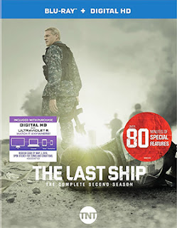 DVD & Blu-ray Release Report, The Last Ship, Ralph Tribbey