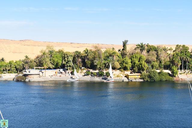 Jardín Botánico de Aswan