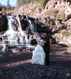 gooseberry falls wedding