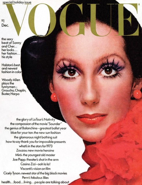 "Noir and Chick Flicks: ""Goddess of Pop"" Cher.