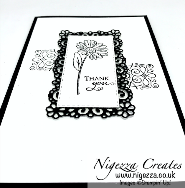 Nigezza Creates with Stampin' Up! and Ornate Style & Ornate Layers