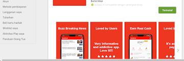 BuzzBreak Aplikasi Android Penghasil Uang Terbaik 2020