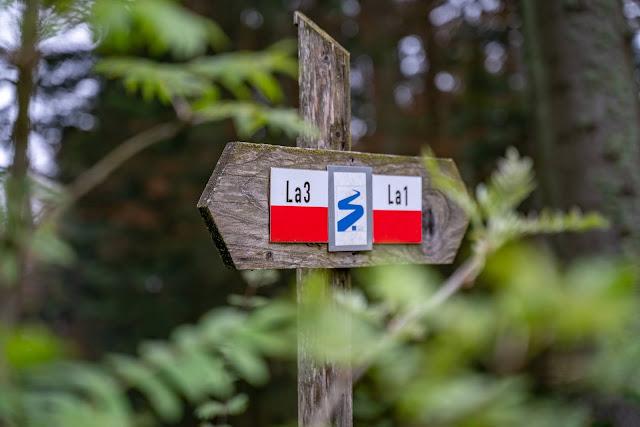 Künischer Grenzweg auf den Osser | Wanderweg La1 im Lamer Winkel | Wandern im Bayerischen Wald | Naturpark Oberer Bayerischer Wald 04