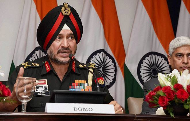 Lt General AK Bhatt appointed as new DGMO