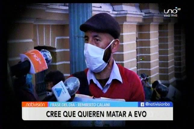 En el MAS creen que EEUU quiere asesinar al ex presidente Evo Morales, le piden que no vuelva a Bolivia