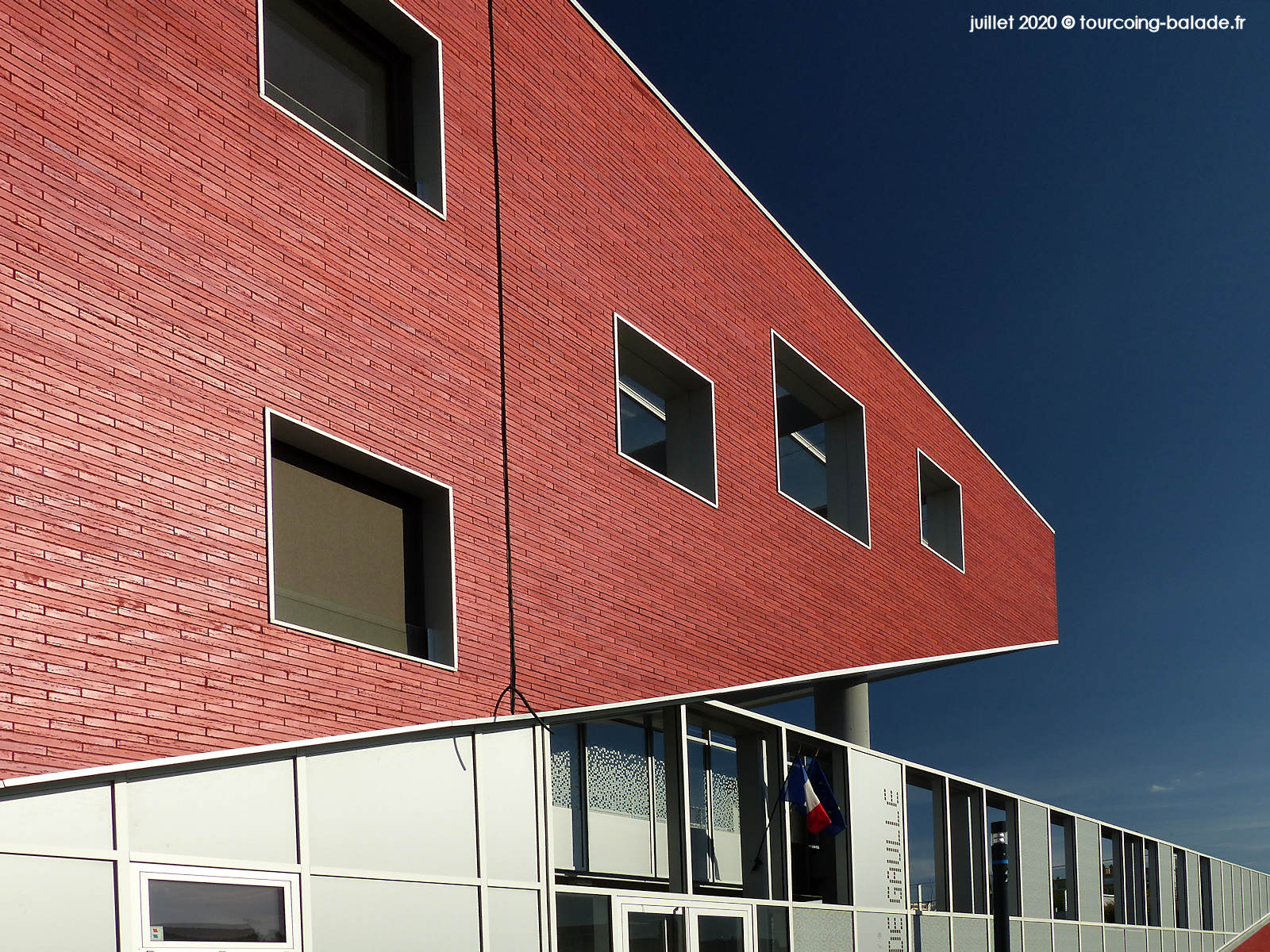 Architecture moderne Tourcoing 2020