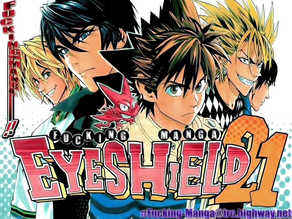 Eyeshield 21 chapter 72 trang 1