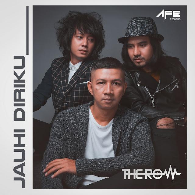The Row rilis Single Jauhi Diriku Paduan Elektro Dance Rock