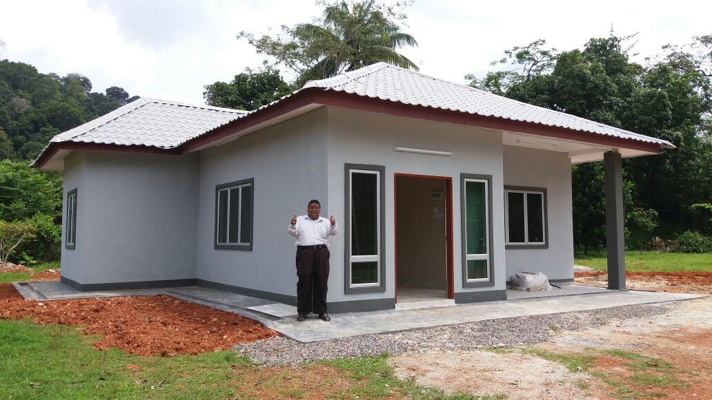 Rumah Yang Telah Siap Di Bukit Pinang