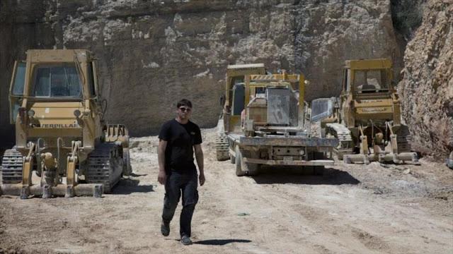 ONG israelí: Tel Aviv roba a los palestinos sus recursos naturales