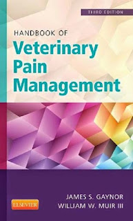 Handbook of Veterinary Pain Management 3rd Edition