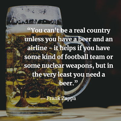Good Quotes about Beer