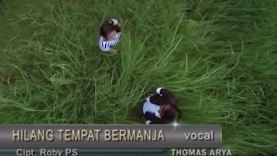 Lirik Lagu Pof Malaysia Thomas Arya - Hilang Tempat Bermanja