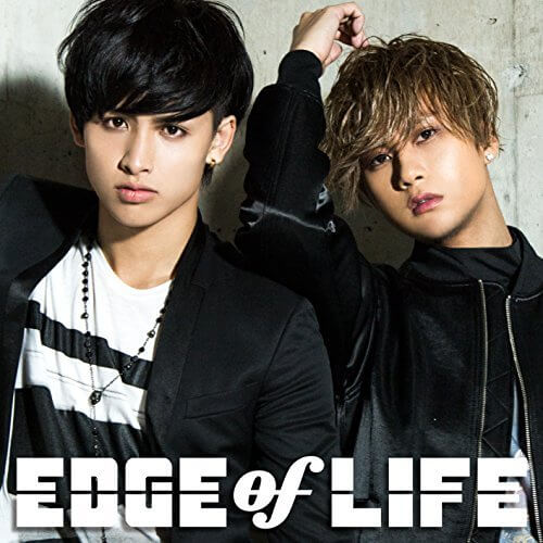 EDGE of LIFE – Don't look back Lyrics 歌詞