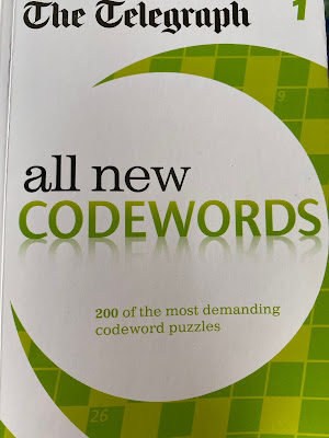 The Telegraph All New Codewords 1