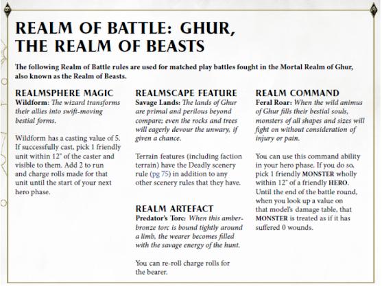 Reinos de Batalla: Ghur