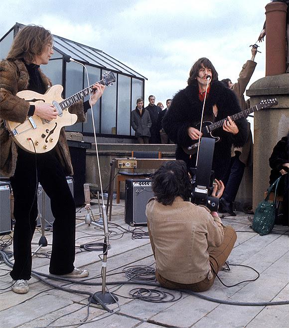 Nouvel hommage de Fender à George Harrison