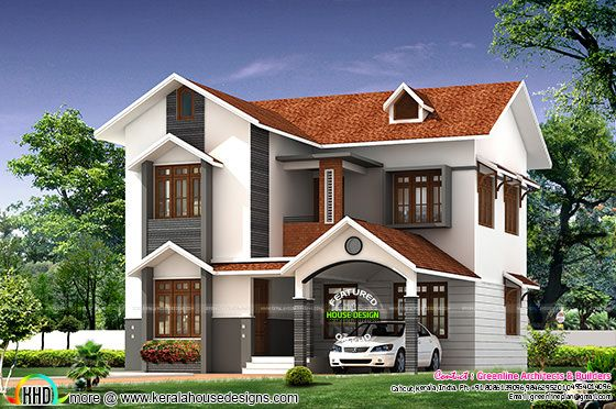 Simple cute home