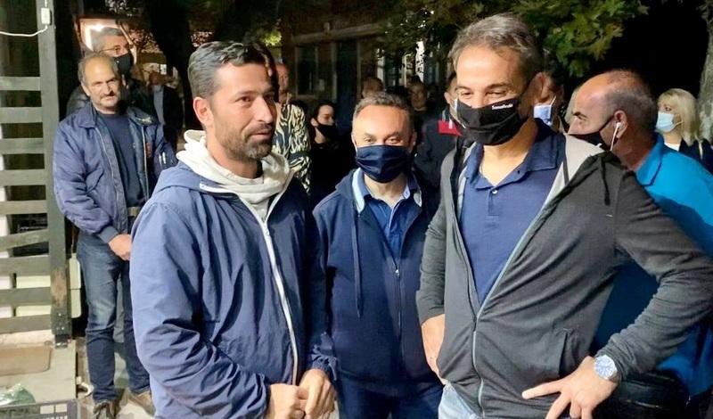 Σταύρος Κελέτσης: Πολλαπλά κερδισμένη η Σαμοθράκη από την επίσκεψη του Πρωθυπουργού