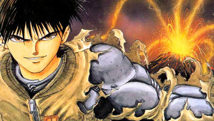 Spriggan manga - Hiroshi Takashige y Ryouji Minagawa - Panini Comics España