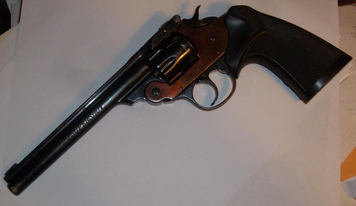 Iver johnson serial number dating 1