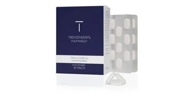 5- Philip Kingsley Tricho Complex Hair Nutrition Supplement