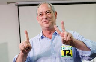 """Ciro contesta patrimônio de Bolsonaro """"Tudo ladrão, tudo bandido"""", diz ele"""