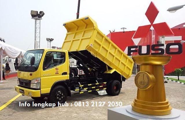 kredit mobil dump truk colt diesel 2019, paket kredit dp minim dump truk colt diesel 2019, paket dp kecil colt diesel dump truk 2019