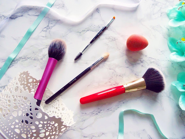5 Brushes I Cannot Live Without