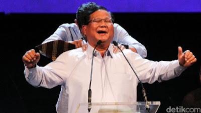 Kabar Berita Terbaru Hari Ini Canda Prabowo soal Utang karena Pemilu dan Senyum Kecut Sandiaga Uno