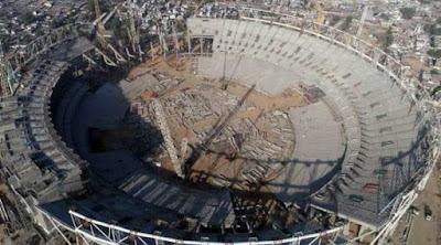 World's Largest Cricket Stadium